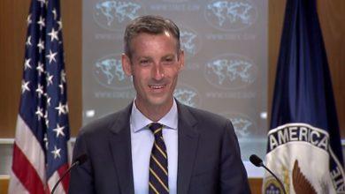 تصویر از اعلام آمادگی آمریکا برای مذاکرات غیرمستقیم دور هفتم با ایران و تلاش برای آزادی زندانیان آمریکایی