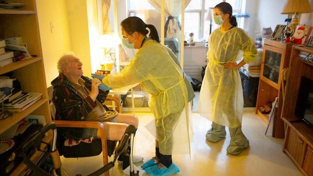 تخصیص بودجه به تمدید دوباره افزایش دستمزد موقت کارکنان پرستاری خانگی در انتاریو