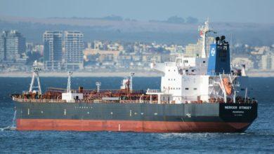 تصویر از سنتکام : پهپاد استفاده شده در حمله به کشتی مرسر استریت ساخت ایران بود