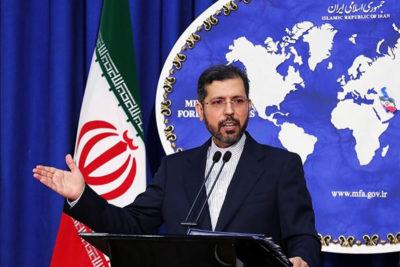 سخنگوی وزارت خارجه ایران دلیل ناامنی خلیج فارس را بریتانیا معرفی کرد