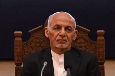 اشرف غنی افغانستان را ترک کرد؛ طالبان در ارگ ریاست جمهوری : تشکیل شورای هماهنگی