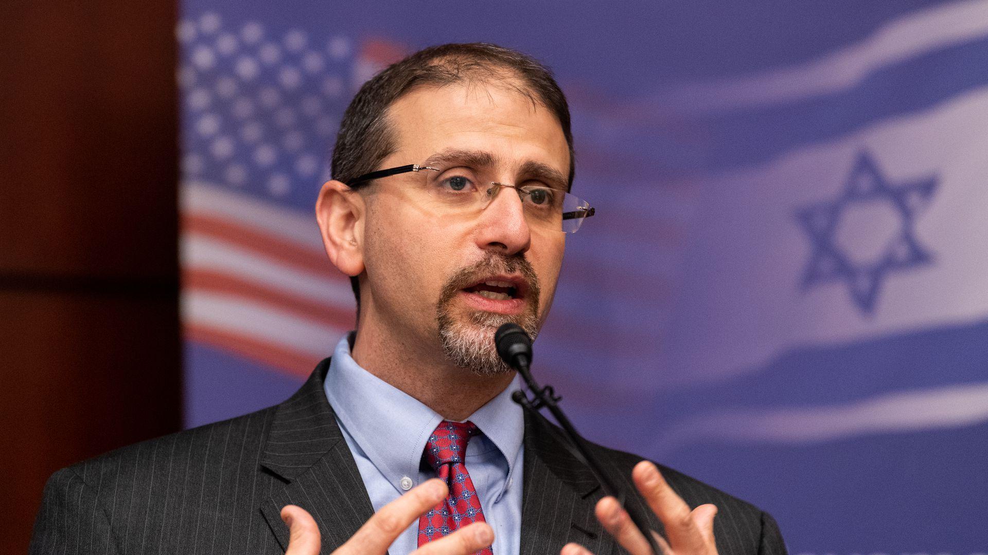 سفیر سابق آمریکا در اسرائيل مشاور ارشد نماینده آمریکا در امور ایران شد