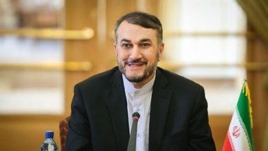 تصویر از وزیر خارجه ایران از طرفهای برجام خواست برای ادامه مذاکرات اتلاف وقت نکنند!