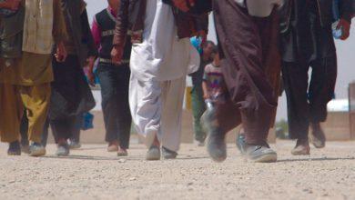 تصویر از وزارت کشور ایران به ۳ استان ابلاغ کرد در صورت حضور مردم افغانستان در مرز آنها را برگردانند