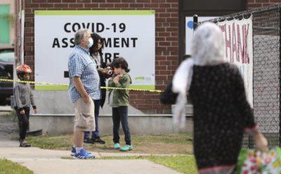 ویروس کرونا در انتاریو : بیش از 400 مورد ابتلای جدید به کووید-19 و 6 مورد فوت دیگر