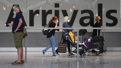 تصویر از کانادا در ردیف آخرین کشورهای اضافهشده به فهرست سبز مسافرت به انگلستان قرار گرفت