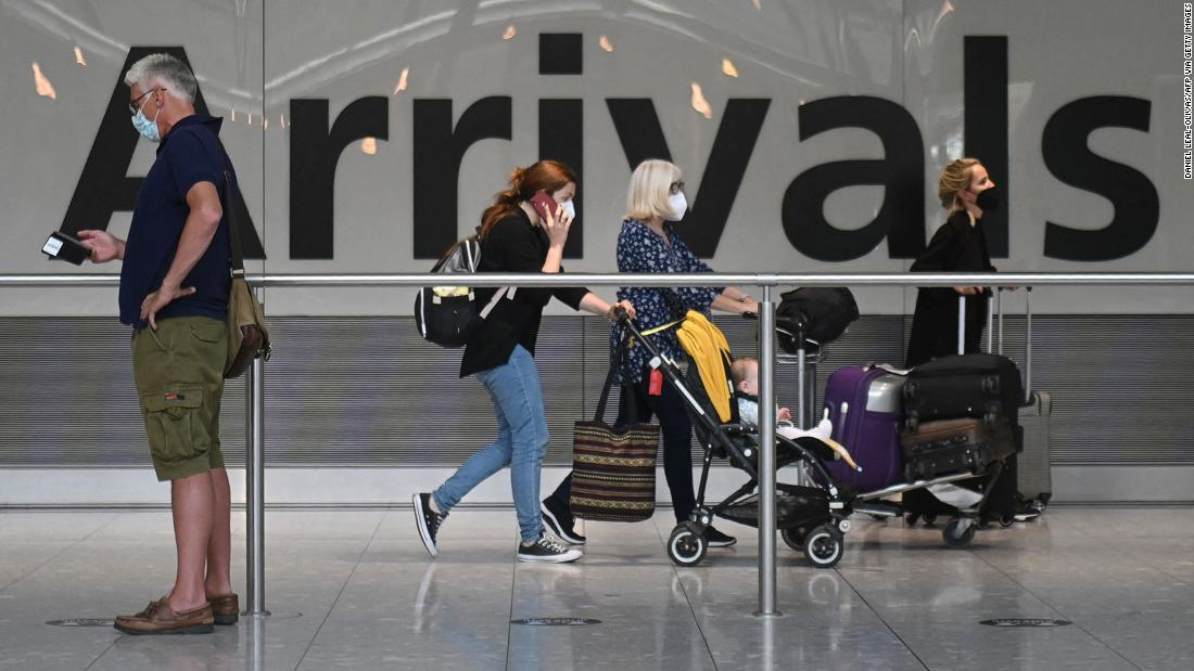 کانادا در ردیف آخرین کشورهای اضافهشده به فهرست سبز مسافرت به انگلستان قرار گرفت