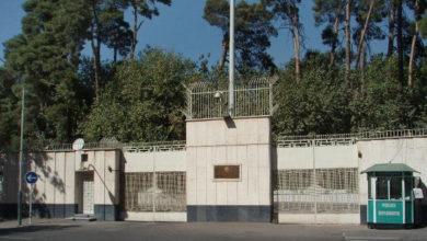تصویر از سفارت روسیه در تهران به دلیل انتشار عکس توهین آمیز عذرخواهی کرد