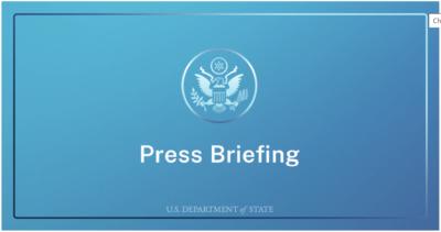 اعلام آمادگی آمریکا برای مذاکرات غیرمستقیم دور هفتم با ایران و تلاش برای آزادی زندانیان آمریکایی