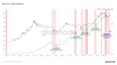 ظهور دوباره شاخص پیشبینی کننده رالیهای افزایشی بزرگ قیمت بیت کوین