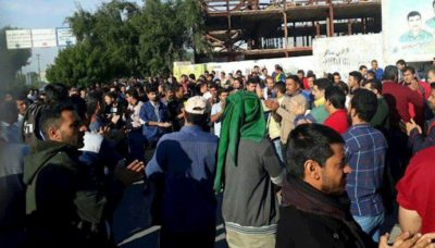 کارگران نیشکر هفتتپه دربیست و ششمین روز اعتصاب خود، «نه به شورای اسلامی کار» گفتند