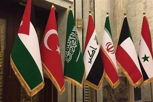 نشست عراق با هدف کاهش تنش های منطقه ای برگزار شد