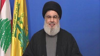 تصویر از دبیرکل حزبالله از توافق با رژیم ایران برای تحویل سومین محموله سوخت به لبنان خبر داد