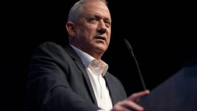 تصویر از هشدار وزیر دفاع اسرائیل، بنی گانتز : آماده حمله به ایران هستیم