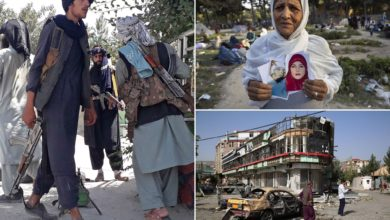 تصویر از ایران از طالبان با عنوان امارت اسلامی یاد کرد ؛ آمریکا ۳۰۰۰ نیرو به افغانستان اعزام کرد