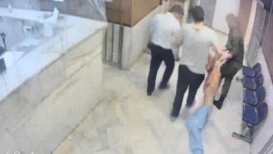 تصویر از رئیس سازمان زندانها بخاطر رفتارهای غیرانسانی و غیر قابل قبول در زندان اوین عذرخواهی کرد