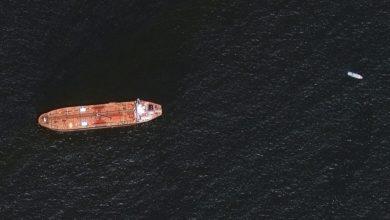 تصویر از اتحادیه اروپا : شواهد در حمله مرگبار به کشتی مرسر استریت به وضوح به ایران اشاره می کند