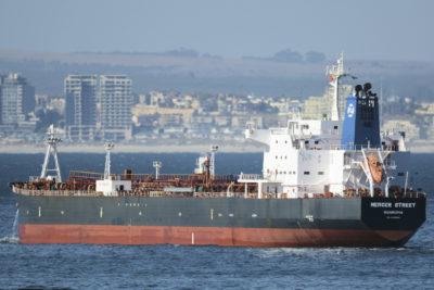 اتحادیه اروپا : شواهد در حمله مرگبار به کشتی مرسر استریت به وضوح به ایران اشاره می کند
