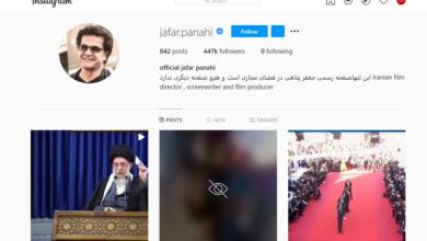 تصویر از جعفر پناهی از علی خامنهای خواست در مورد به خطر انداختن جان مردم ایران توضیح دهد