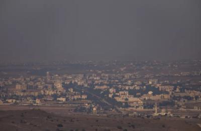 حمله موشکی اسرائیل به مواضع شبهنظامیان ایران در قنیطره سوریه ؛ انفجارها تلفات جانی نداشت