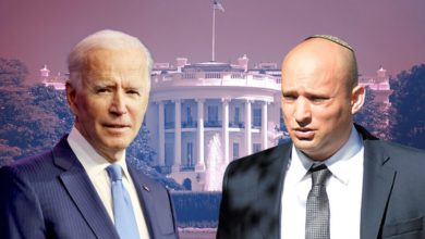 تصویر از جو بایدن و نفتالی بنت قرار است در نشست پیش رو درباره راهبرد ایران بحث کنند