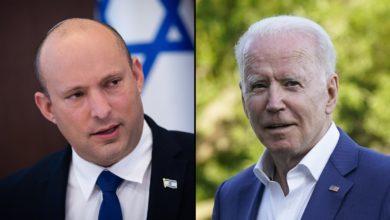 تصویر از نخست وزیر اسرائیل در سفر به واشنگتن استراتژی توقف ایران بدون توافق هسته ای را ارائه می دهد
