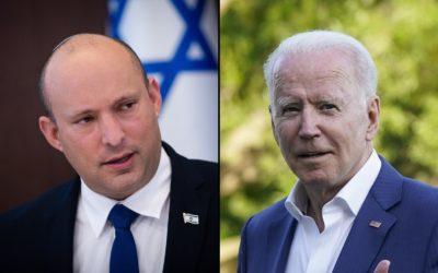 جو بایدن و نفتالی بنت قرار است در نشست پیش رو درباره راهبرد ایران بحث کنند