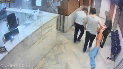 هک دوربین های زندان اوین : مقامهای جمهوری اسلامی ویدیوهای منتشر شده را فیلمسازی صهیونیستها خواندند