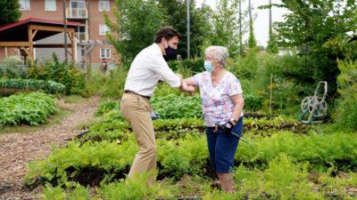 ترودو وعده داد: افزایش مستمری تکمیلی سالمندان کمدرآمد