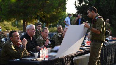 تصویر از گانتز و هرتزوگ تهدید کردند که در صورت ادامه حملات ایران، اسرائیل واکنش ها را افزایش خواهد داد