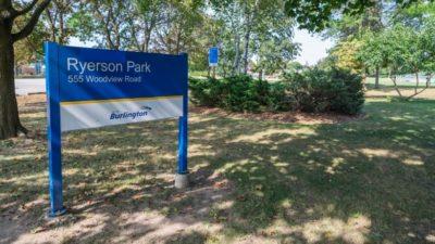 برلینگتون از مردم برای پیشنهاد نام جدید برای پارک رایرسون درخواست همکاری میکند