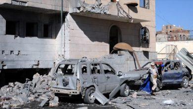 تصویر از وزیر اطلاعرسانی یمن: یک کارشناس نظامی ایرانی و ۹ همراه او در مارب کشته شدند