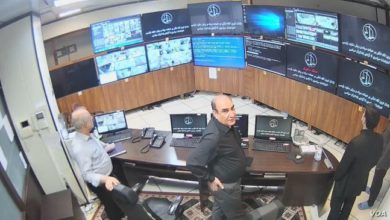 تصویر از گروه سایبری عدالت علی دوربینهای مداربسته زندان اوین را هک کرد