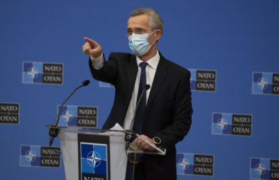 انتقاد دبیرکل ناتو از اقدامات تسلیحاتی ایران، چین و روسیه؛ فرانسه: ایران باید مواد هستهای مخفی خود را علنی کند