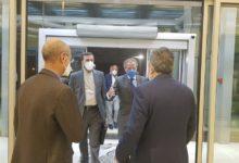 تصویر از مدیرکل آژانس بین المللی انرژی اتمی برای گفتگو با مقامات ایرانی وارد تهران شد