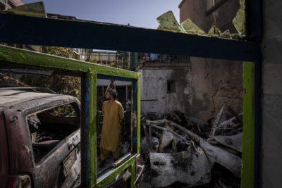 اعتراف پنتاگون به «خطای فاجعهبار» در حمله پهپادی کابل که بهجای داعش غیرنظامیان را کشت