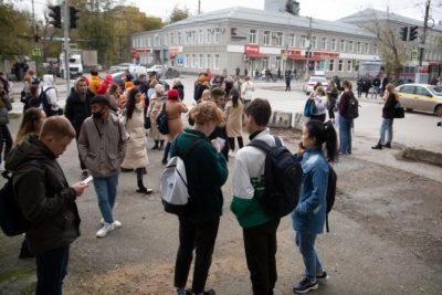 تیراندازی در دانشگاهی در روسیه شش کشته و چندین مجروح بر جای گذاشت