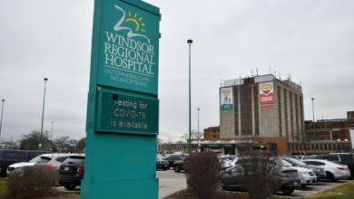 تصویر از تعلیق بدون حقوق و دستمزد بیش از ۱۰۰ نفر از کارکنان بیمارستان ویندزور انتاریو به دلیل عدم واکسیناسیون