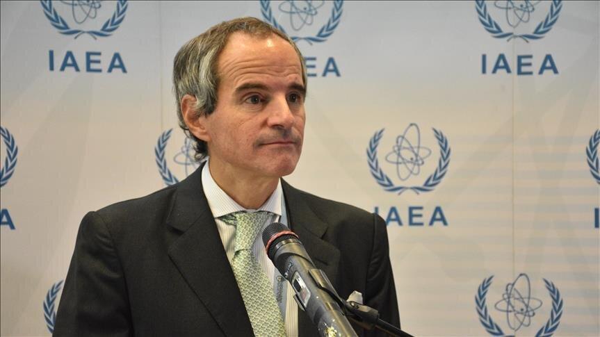 سفر مدیرکل آژانس به ایران تعلیق و بازرسیهای فراپادمانی آژانس از تاسیسات اتمی ایران متوقف شد