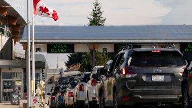 تصویر از سناتورهای ایالاتمتحده از جو بایدن خواستند که انسداد مرز مشترک با کانادا را لغو کند