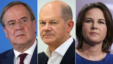 تصویر از آلمانیها برای تعیین جانشین مرکل روز یکشنبه پای صندوقهای رأی میروند
