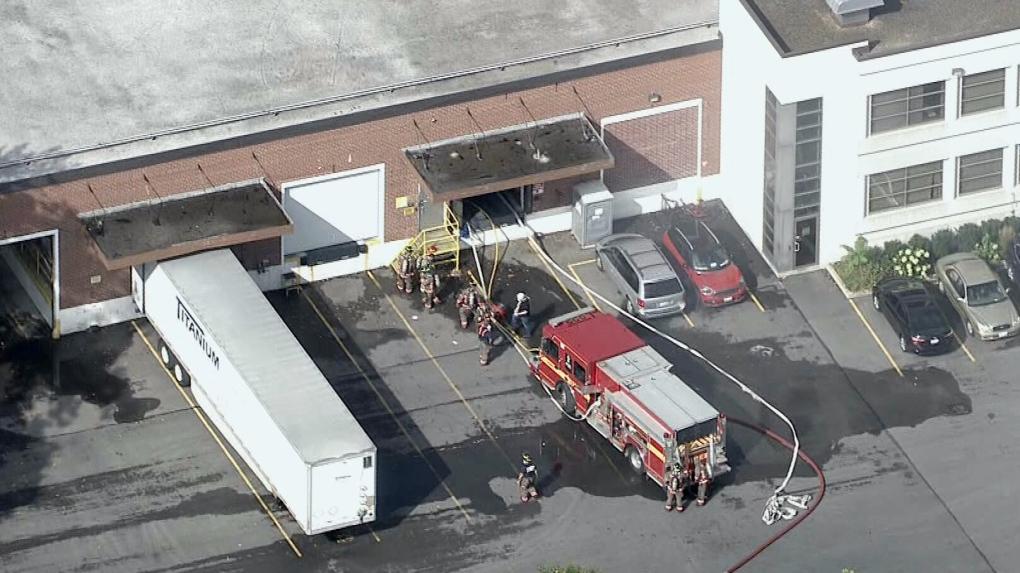 انفجار درانفجار در کارخانه مواد شیمیایی در شرق تورنتو منجر به مرگ یکنفر و زخمی شدن دیگری شد کارخانه مواد شیمیایی در شرق تورنتو منجر به مرگ یکنفر و زخمی شدن دیگری شد