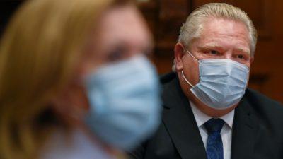 نماینده پارلمان انتاریو لایحهای ارائه خواهد کرد که از اخراج افراد غیر واکسینه جلوگیری میکند