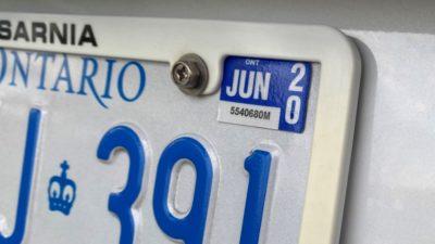 مهلت تائید اعتبار گواهینامه رانندگی و کارت سلامت شهروندان انتاریو تعیین شد
