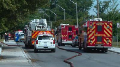 انفجار در کارخانه مواد شیمیایی در شرق تورنتو منجر به مرگ یکنفر و زخمی شدن دیگری شد