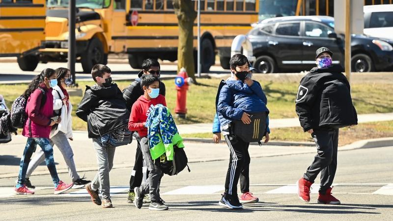 بالاترین آمار ابتلا در تورنتو در میان کودکان گروه سنی مدرسه مشاهده شده است