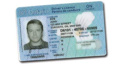 تصویر از مهلت تائید اعتبار گواهینامه رانندگی و کارت سلامت شهروندان انتاریو تعیین شد