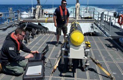 ناوگان پنجم نیروی دریایی آمریکا : راهاندازی یگان پهپادی و سیستمهای بدون سرنشین در خلیج فارس