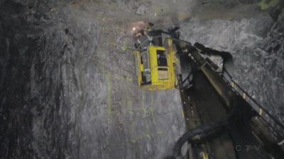 عملیات نجات 39 معدنچی گرفتار در زیر زمین در سادبری انتاریو ادامه دارد