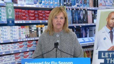 تصویر از واکسن آنفلوانزا از ماه آینده برای تمامی شهروندان انتاریو در دسترس خواهد بود